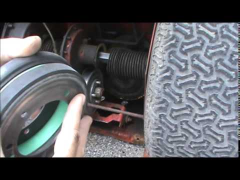 Snapper Riding Mower Clutch Issues
