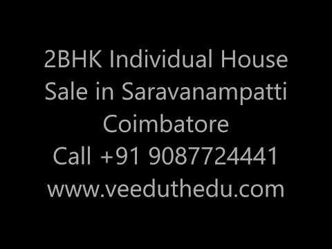 2 BHK Property Sale in Saravanampatti Coimbatore