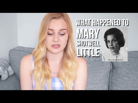 Where Is Mary Shotwell Little Unsolved Sunday