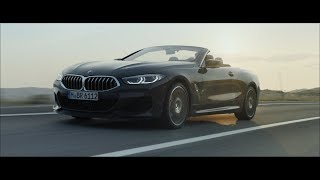 BMW 8 Series Convertible: Freedom