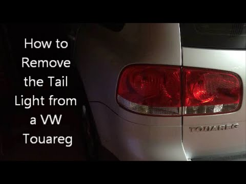 How to Replace a Tail Light Bulb in a 19992004 Jeep Grand Cherokee