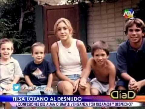 Tuteve.tv / Revelaciones de Tilsa Lozano: ¿Confesiones del alma o despecho?