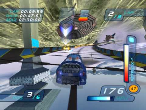 Hot Wheels World Race Level 2 of 15 Cloud 9