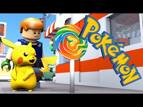 LEGO POKEMON - LOLLIPOP