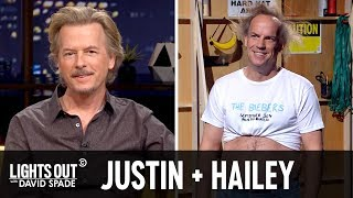 Comedians React to the Bieber Wedding (feat. Patton Oswalt) - Lights Out with David Spade