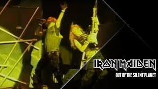 Watch Iron Maiden Out Of The Silent Planet video