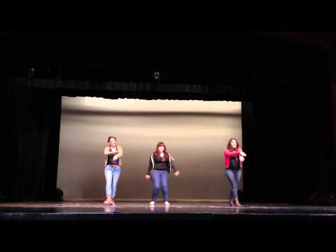 Pitch Perfect Riff Off Dance Choreography