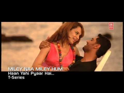 Haan Yahi Pyar Hai Full Song Miley Naa Miley Hum | By Shaan...