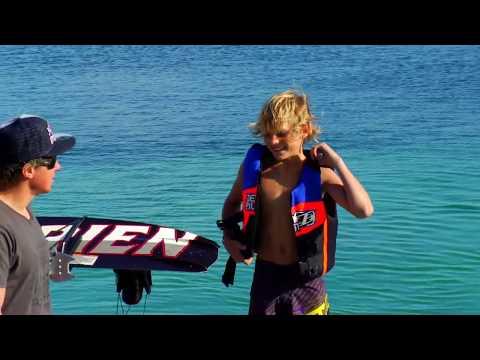 Supra Wakeboard Team Video - Sam Brown - Worlds best 10 year old wakeboarder - Part 3