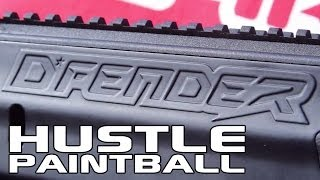Empire BT Dfender FIRST LOOK! Scenario Paintball Gun with Integrated Loader by HustlePaintball.com