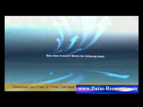 Recover your iPhone/iPad data with World's 1st iPad/iPhone data recovery software