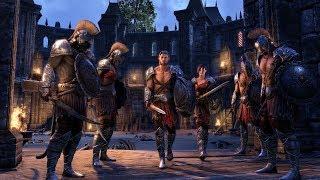 The Elder Scrolls Online: PvP Dev Discussion & Live Battlegrounds Matches