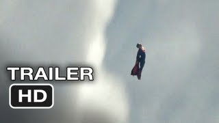 Man of Steel Official Teaser Trailer #1 - Superman Movie - Russell Crowe V.O. (2013) HD