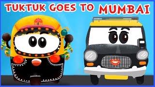 TukTuk Goes To Mumbai - A Tourist Guide of Mumbai For Kids - Bulbul Apps