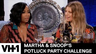 Snoop's First Time Smoking Weed & More Deleted Scenes | Martha & Snoop's Potluck Party Challenge