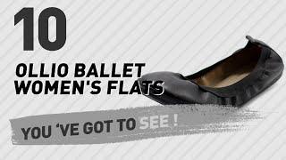 Ollio Ballet Women's Flats // New & Popular 2017