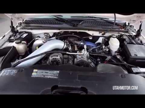 2003 Chevrolet Silverado 2500HD LT3 Duramax LB7 6.6L Diesel  -  Utah Motor Company.LLC (801)722-5482
