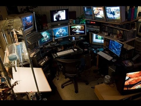MOST EPIC GAMING SETUP 2015 - YouTube
