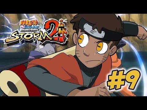Naruto Ultimate Ninja Storm 2 Sasuke y las tecnicas supremas Parte 9
