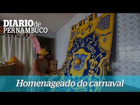 Presidente do Bola de Ouro fala sobre homenagem do carnaval