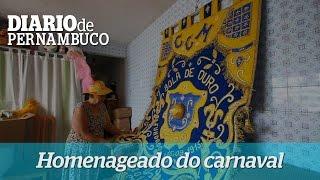 Carnaval 2015: Presidente do Bola de Ouro fala sobre homenagem