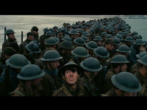 Dunkirk   Official Trailer #1 (2017) Christopher Nolan