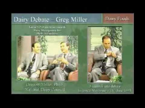 NA - Dangers Of The Dairy Industry! Change Your Diet Change Your Health! Part 4