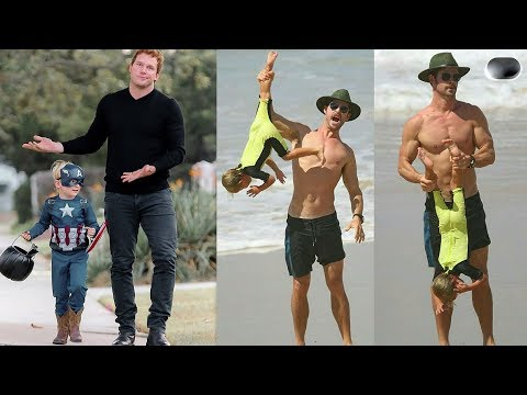 🔥Avengers Super Dads🔥 Having Fun In Daily Life With Family.