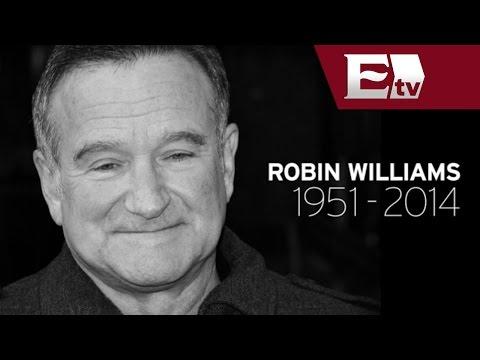 Robin Williams se ahorcó después de intentar cortarse las venas / Robin Williams RIP