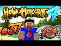 CASINO CONSTRUCTION! - HOW TO MINECRAFT S4 #37