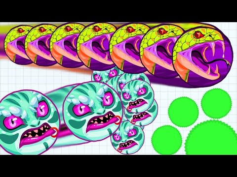 Agar.io Funny Troll Epic Stealing Mass Agario Best Gameplay!