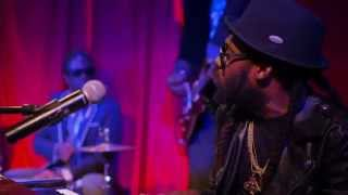 Tarrus Riley - Burning Desire (Official Video 2014)