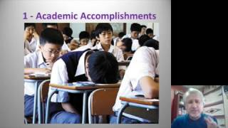 1- The Top Ten Mistakes Students Make on Their College Application Essays