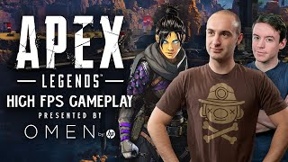 Cam And Seb Drop Into Apex Legends Season 2 With The Obelisk Gaming PC From Omen By HP