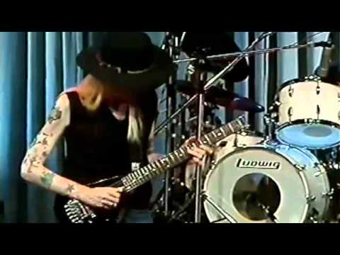 Johnny Winter - Sound The Bell (1987)