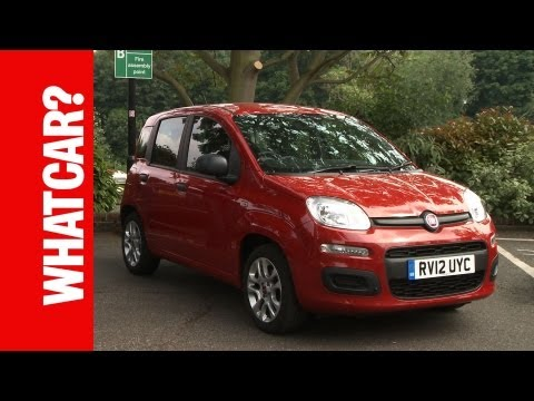 Fiat Panda long-term test - What Car? 2013