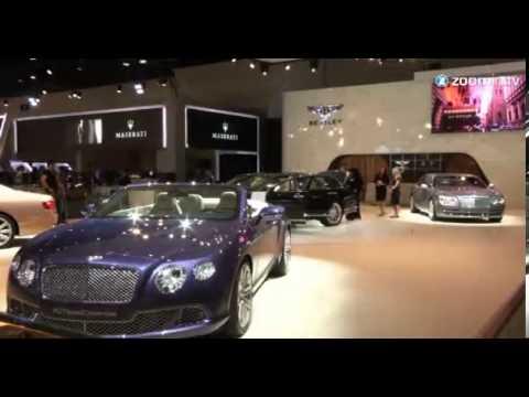 Los Autos Mas Lujosos en Dubai