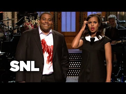 Kerry Washington Monologue - Saturday Night Live