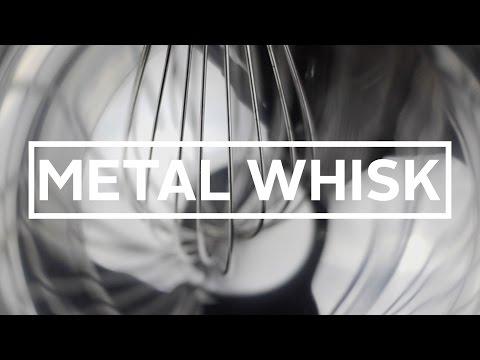 Metal Whisk & Bowl ASMR - Daily Tingles - January, 24th 2016