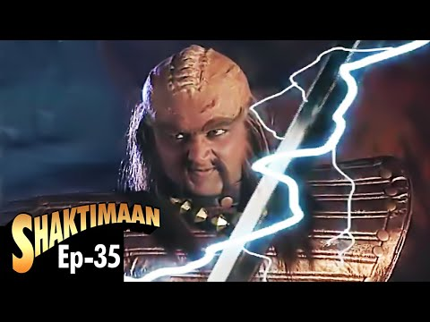 Shaktimaan - Episode 35
