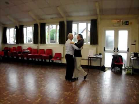 Social Foxtrot Beginner Dance Steps