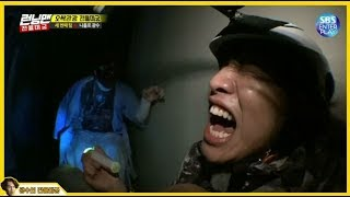 [SPECIAL CLIPS] [RUNNINGMAN] | The Coward Brothers : Kwangsoo & Jaeseok!! (ENG SUB)