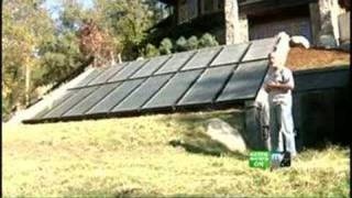 Homeowner Builds Environmentally Friendly Luxury Home