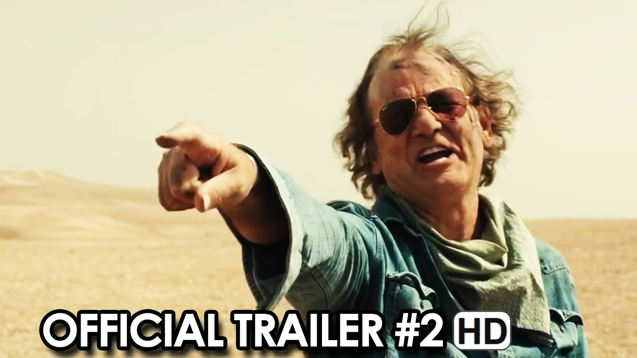 Rock The Kasbah ft. Bill Murray, Kate Hudson Official Trailer #2 (2015) HD