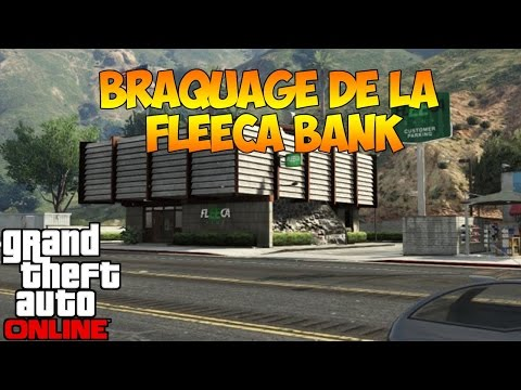 Braquage de la Fleeca Bank (ft. keke-cucciolo)