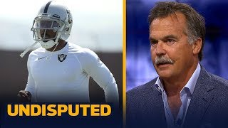 Jeff Fisher on Antonio Brown causing distractions, talks Gruden defending AB | NFL | UNDISPUTED