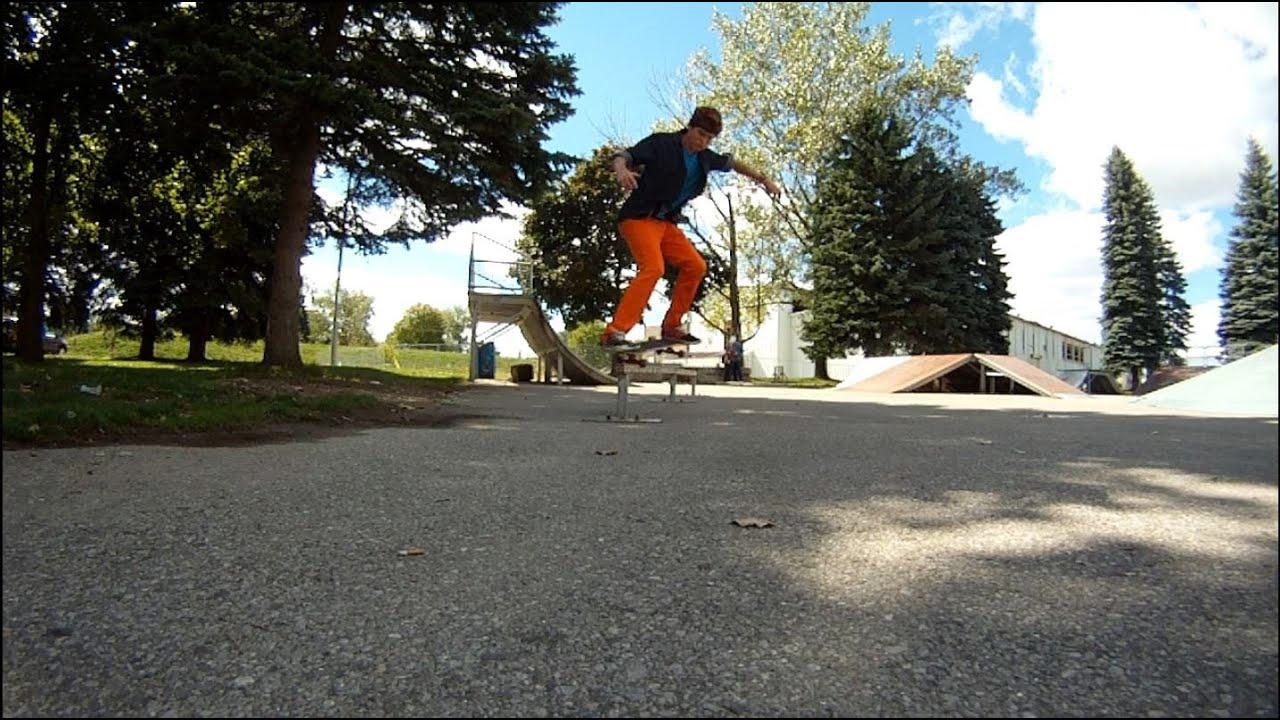Stratford Ontario Skatepark Stratford Skatepark