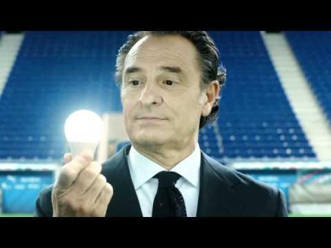 Illumia Spot Stadio con Cesare Prandelli