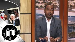 Amin Elhassan: Leverage in the NBA belongs to Kawhi Leonard and players | The Jump | ESPN