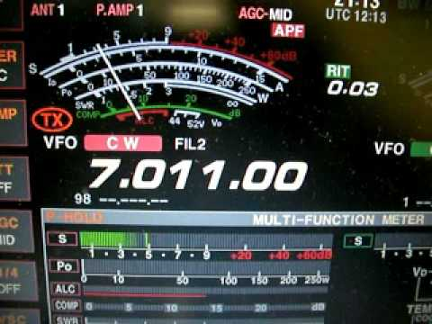 8Q7SO 7011KHz  Oct/31/2008 #1